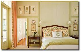 Green Bedroom Wall Paneling Southern Living Magazine