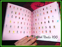 Wah Nail Designs The Wah Nails Book Of Nail Art Highway To Belle