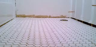 How To Tile A Bathroom Floor Video Flooring How To Tile Bathroom Walls And Showertub Area Tos Diy