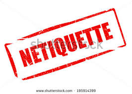 "Remix of ""Netiquette should be used more in social lives..."