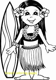 Hawaii Coloring Pages 2362623