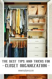 hanging closet organizer ideas. Delighful Ideas The Best Tips And Tricks For Closet Organization Wwwmydiyenvycom Inside Hanging Closet Organizer Ideas L