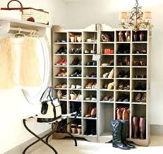popular shoe closet organizer ideas for small spaces