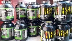 wild panther nutrition and tary