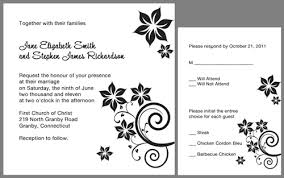 Swirls Templates Square Floral Swirls Wedding Invitation Black Wedding