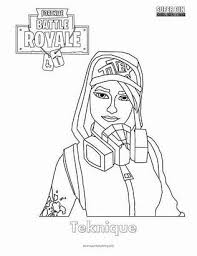Image Result For Fortnite Skin Coloring Pages Thomas In 2019