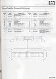 car radio stereo audio wiring diagram autoradio connector wire  at 1997 Acura 3 0 Cl Radio Wiring Diagram With Color