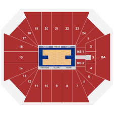 Cu Folsom Field Seating Chart Coors Event Center Boulder Tickets Schedule Seating