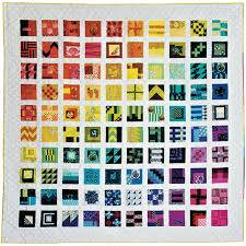 Quilt Square Patterns Extraordinary City Sampler Tula Pink