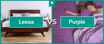 casper vs leesa. leesa vs purple casper t