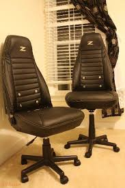 make office chair more comfortable. how to turn junker car seats into beautiful office chairs comfortable make chair more
