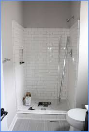 white subway tile with light grey grout what color grey grout with white subway tile white subway tile with grey grout in shower white glass subway tile