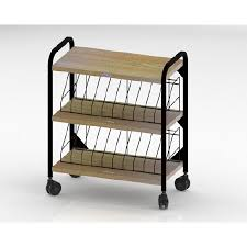 Medical Chart Carts With Vertical Racks First Healthcare Products 639020 Mckesson Medical Surgical