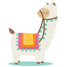 Free colorful llama svg, png, eps & dxf by caluya design. Cute Llama Png Free Cute Llama Png Transparent Images 100471 Pngio