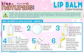 lip balm making kit