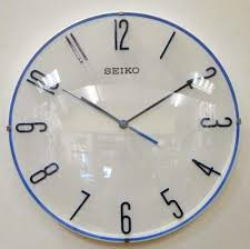 max bill modern office wall clock. Office Wall Clock Quiet Sweep Contemporary With Blue Detail Clocks Australia . Max Bill Modern