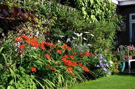 Small Picture English Borders Garden nook Planting and Gardens