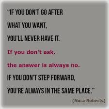Quotes About Stepping Up. QuotesGram via Relatably.com