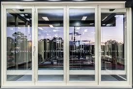 commercial look bifold door