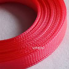 popular polybag harnesses buy cheap polybag harnesses lots from 3meter braided cable 25 35mm wiring harness loom protection sleeving red for diy