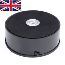 Rotating Display Stand Uk UK 10000cm 100KG Black LED 100° Photo Display Stand Rotating Turntable 67