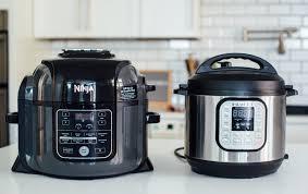 Instant Pot Or Ninja Foodi Pressure Cooker And Air Fryer