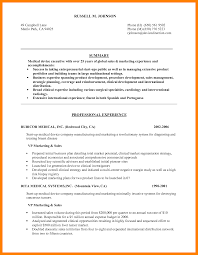 Cover Page Resume 100 Medical Sales Resumes Mla Cover Page Resume Examples Sample 30