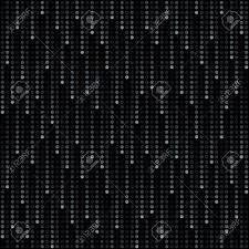 ハーフトーン ドット シームレスな背景 の宇宙の雨