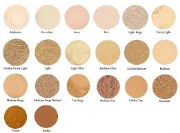 Bareminerals Foundation Color Chart 29 All Inclusive Barepro Shade Finder