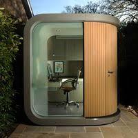 backyard office pod. Prefab OfficePod Backyard Office Pod