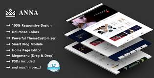 Handcrafted Jewelry Websites Anna Handcrafted Jewelry Responsive Prestashop 1 7 Theme By