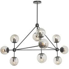 frederick 10 light sputnik chandelier