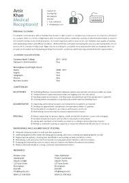 Medical Front Desk Resume Sample – Topshoppingnetwork.com