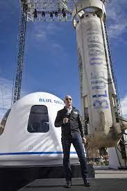 Amazon Stock Yearly to Fund Blue Origin ...