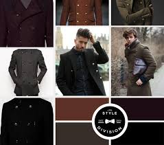 winter coat style men military jacket