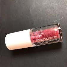 cle melting lip powder desert rose