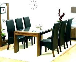 round dining table for 6 white dining table chairs dining tables 6 round dining table set