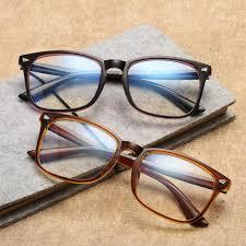 Transparent Computer <b>Glasses</b> For <b>Women Men Spectacle Frame</b> ...