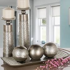 Displaying your favorite home decor will bring joy to your living area and create an organized space. Decorative Silver Trays Free Shipping Over 35 Wayfair