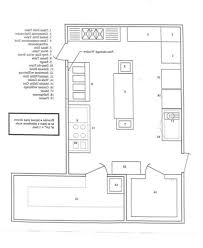 restaurant kitchen layout. Exellent Kitchen Small Commercial Kitchen Floor Plans  Thoughtyouknewus Intended Restaurant Layout E