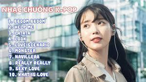 TOP 10 Nhạc Chuông Hàn Quốc Hay Nhất Từ Trước Tới Nay