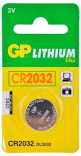 <b>Батарейка GP CR2032</b>-<b>C1</b> по лучшей ценев Крыму | Интернет ...