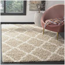 carpet underpad inspirational safavieh daley geometric plush area rug or runner