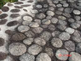 Image result for felted mossy stone cushions