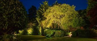 perfect garden lighting