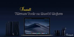how to install vmware how to install vmware tools on macos mojave on vmware