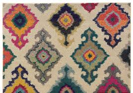 flooring cheapest ikat rugs with fascinating colors for home