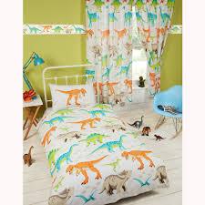 dinosaur world kids matching bedding sets curtains wallpaper border new free p p