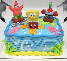 Spongebob Birthday Cakes Images Ideas Design Decoration Little