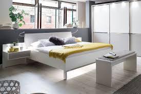 Wiemann Alaska Bett Weiß 140 X 200 Cm Möbel Letz Ihr Online Shop